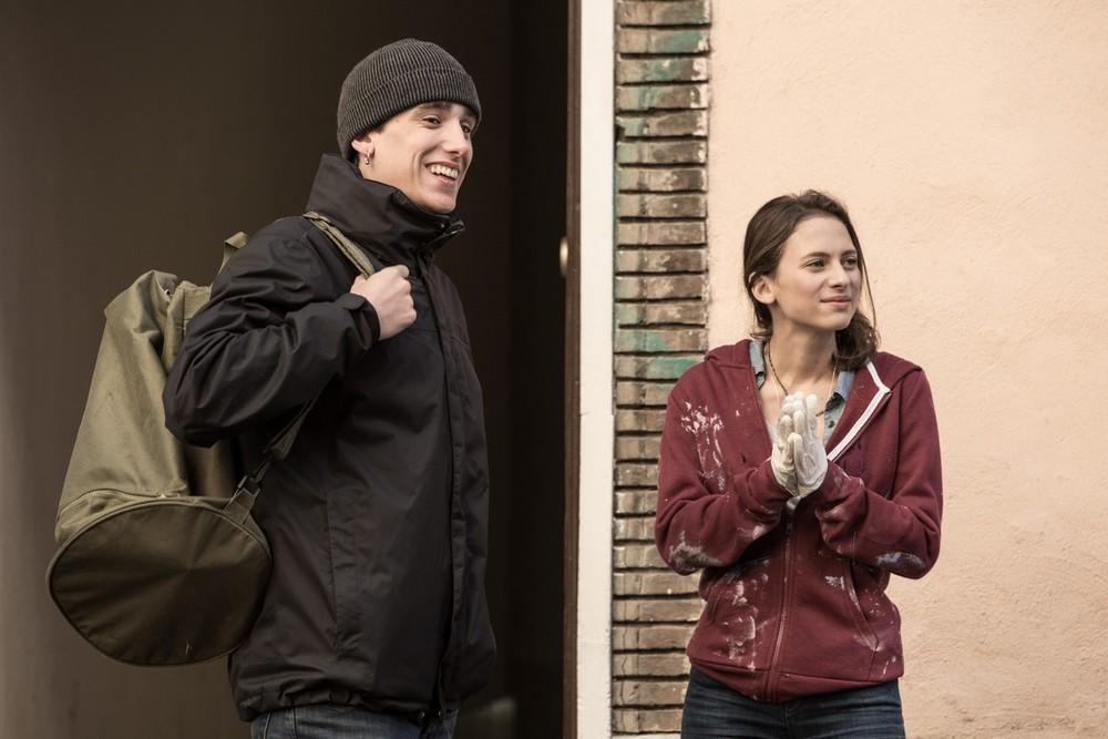 Tutto quello che vuoi: Andrea Carpenzano e Carolina Pavone in una scena del film