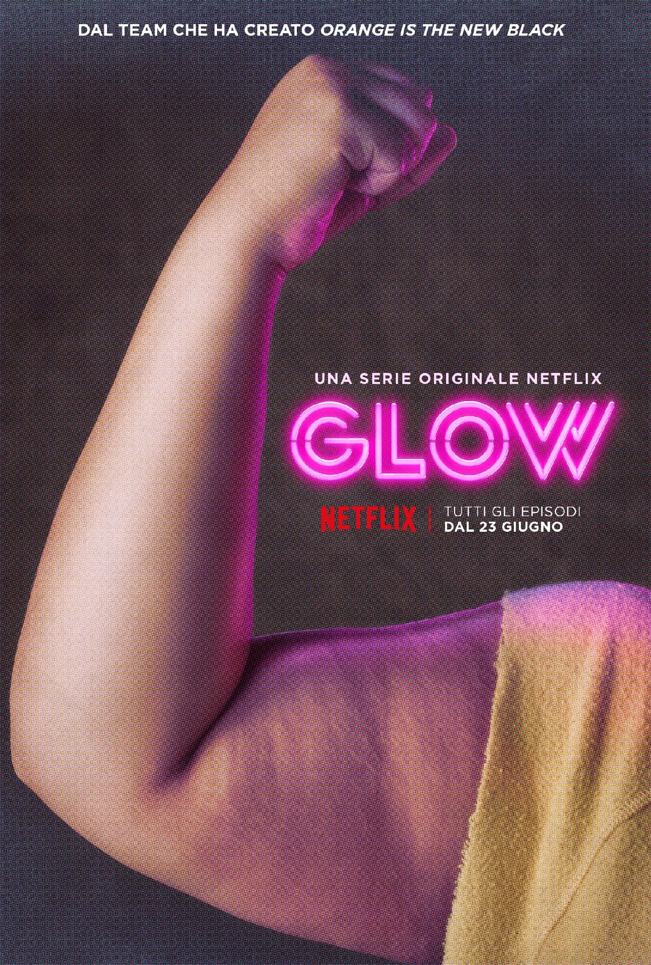GLOW: il poster di Carmen