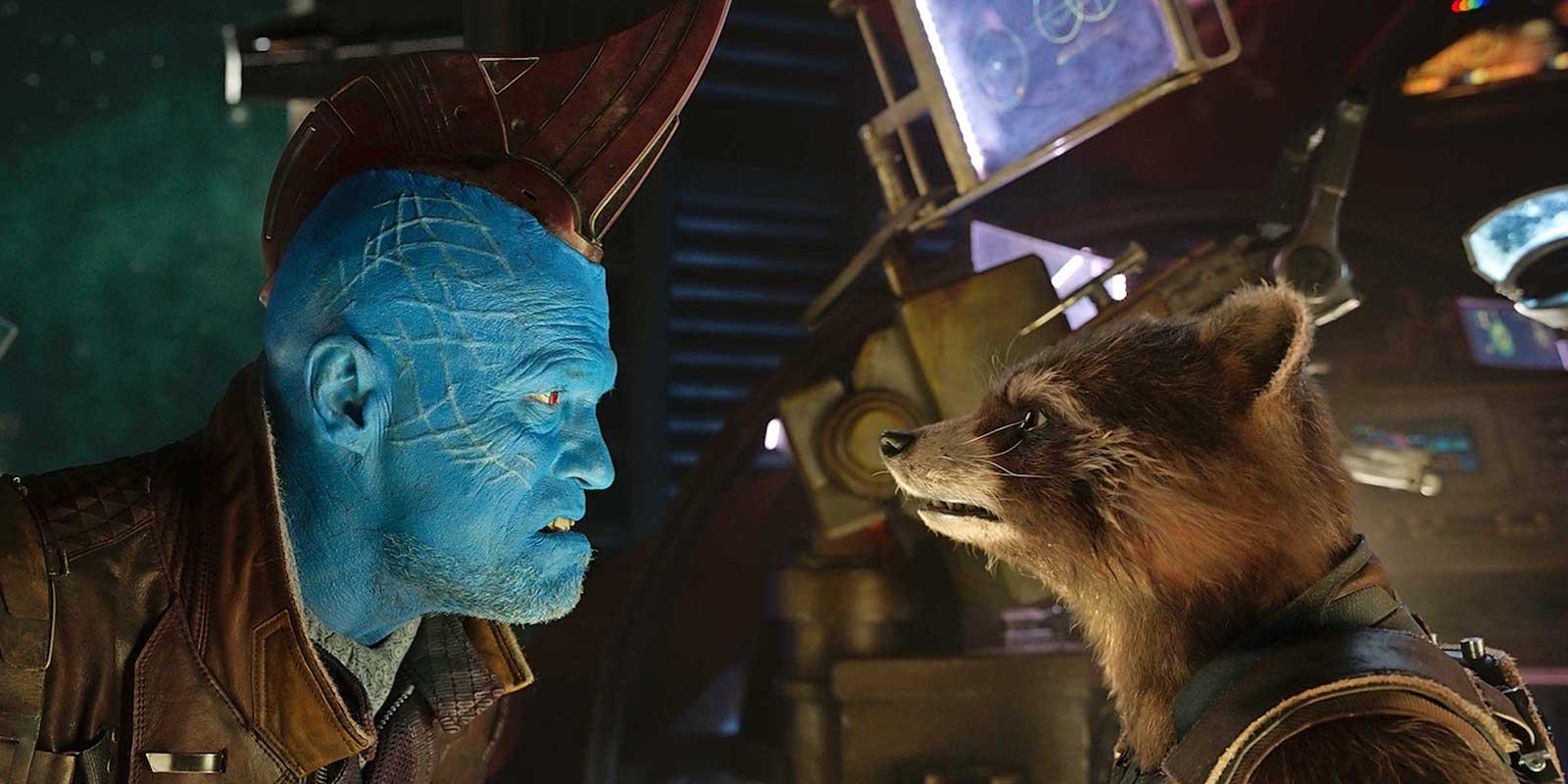 Guardiani della Galassia Vol. 2: una nuova foto di Yondu e Rocket