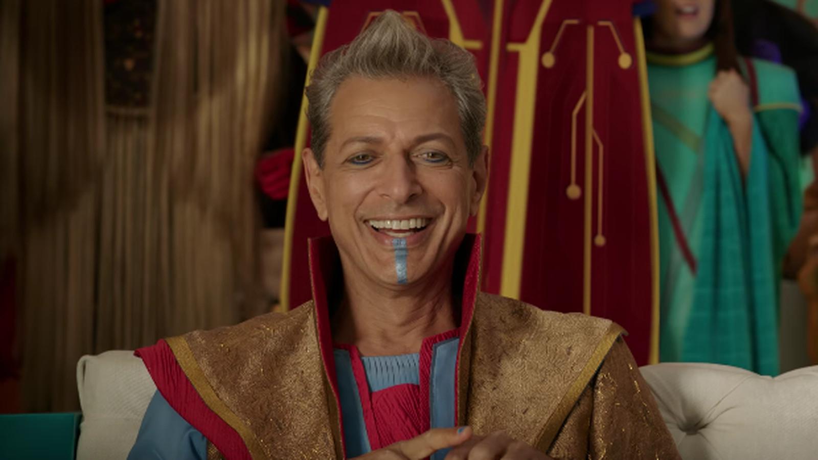 Thor: Ragnarok - Jeff Goldblum in un'immagine del primo teaser