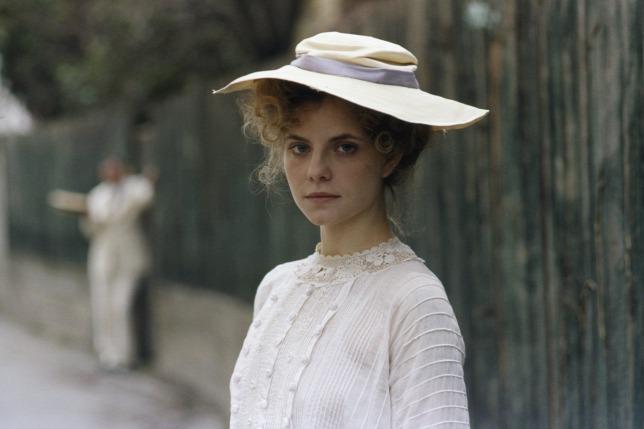 Sunset: Juli Jakab in una foto del film