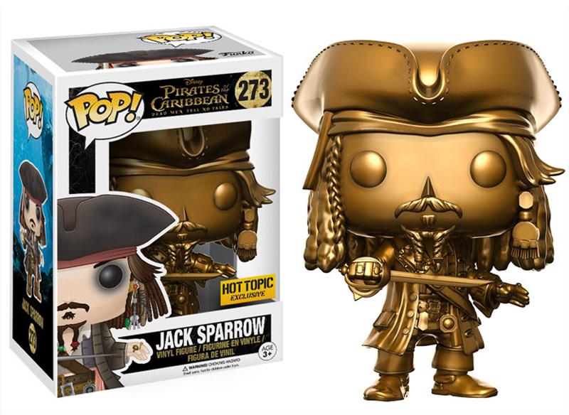 Pirati dei Caraibi: La vendetta di Salazar - Il Funko a edizione limitata di Jack Sparrow