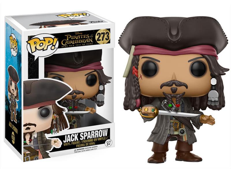 Pirati dei Caraibi: La vendetta di Salazar - Il Funko di Jack Sparrow