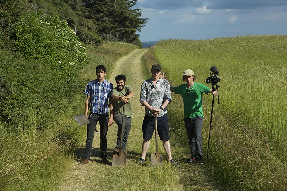 Bugs: un momento del documentario