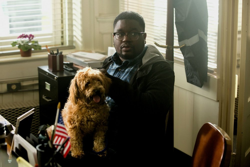 Scappa - Get Out: LilRel Howery in una scena del film