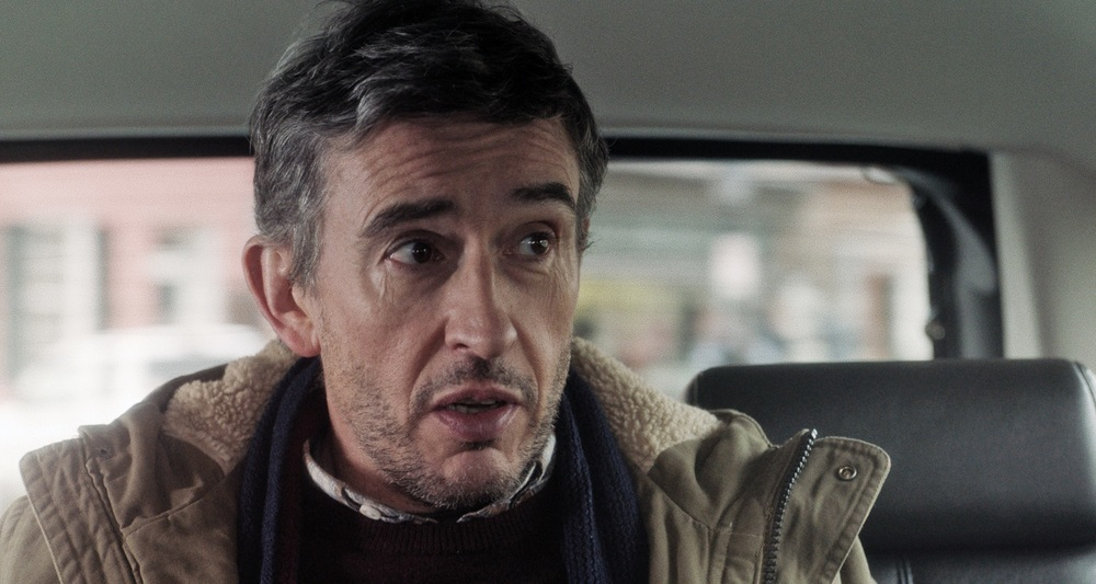 The Dinner: Steve Coogan in una scena del film