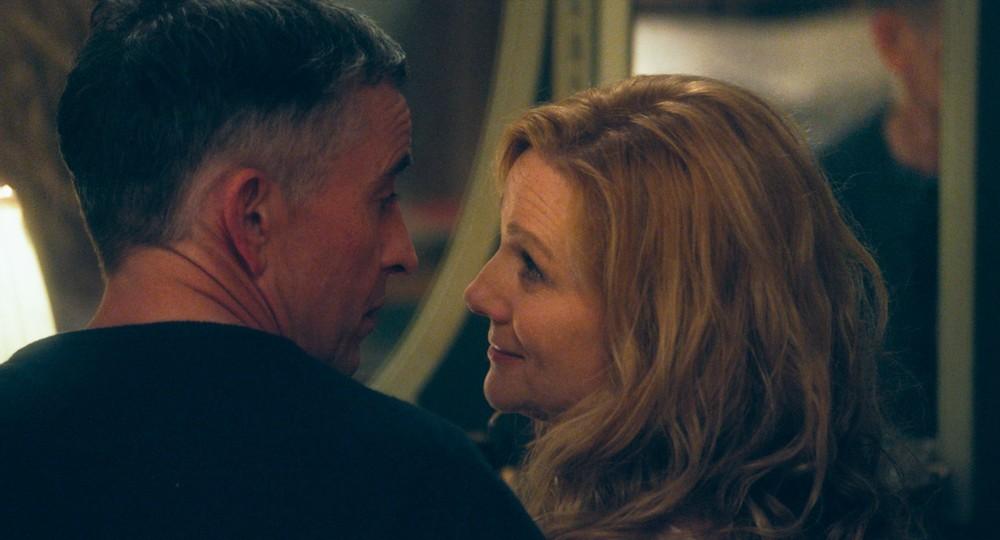 The Dinner: Steve Coogan e Laura Linney in una scena del film