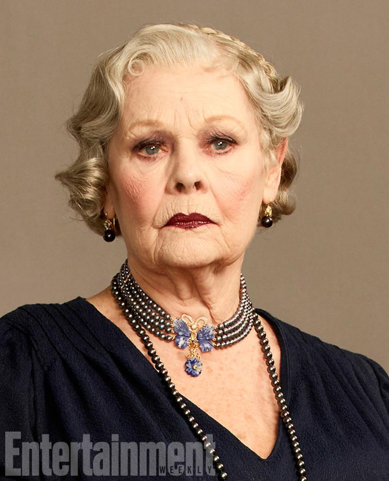 Assassinio sull'Orient Express: il ritratto di Judi Dench
