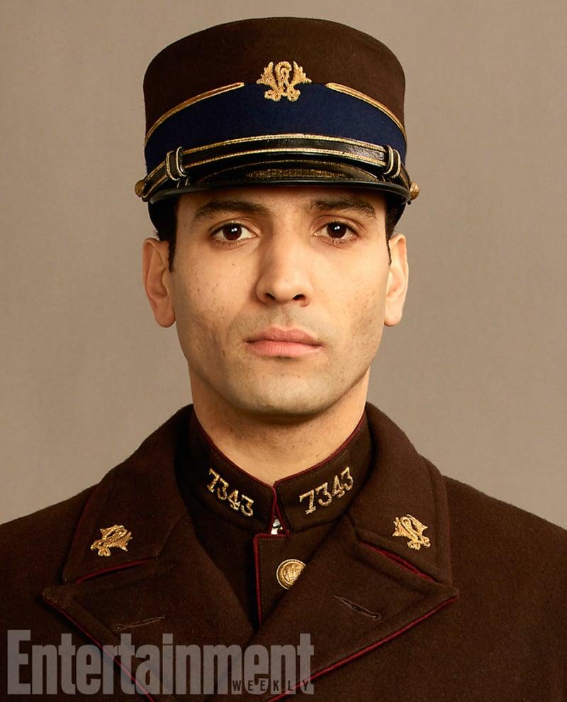 Assassinio sull'Orient Express: il ritratto dell'attore Marwan Kenzari