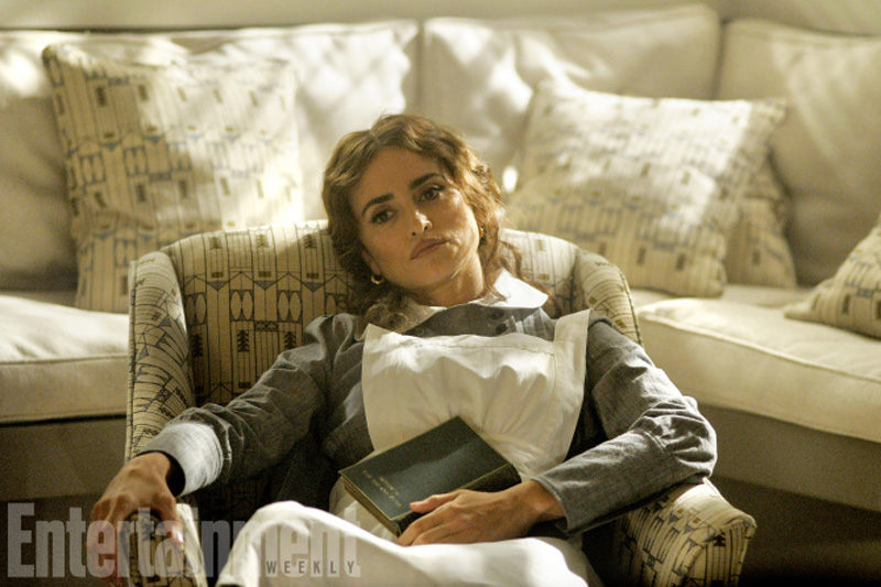 Assassinio sull'Orient Express: Penelope Cruz in una foto del film