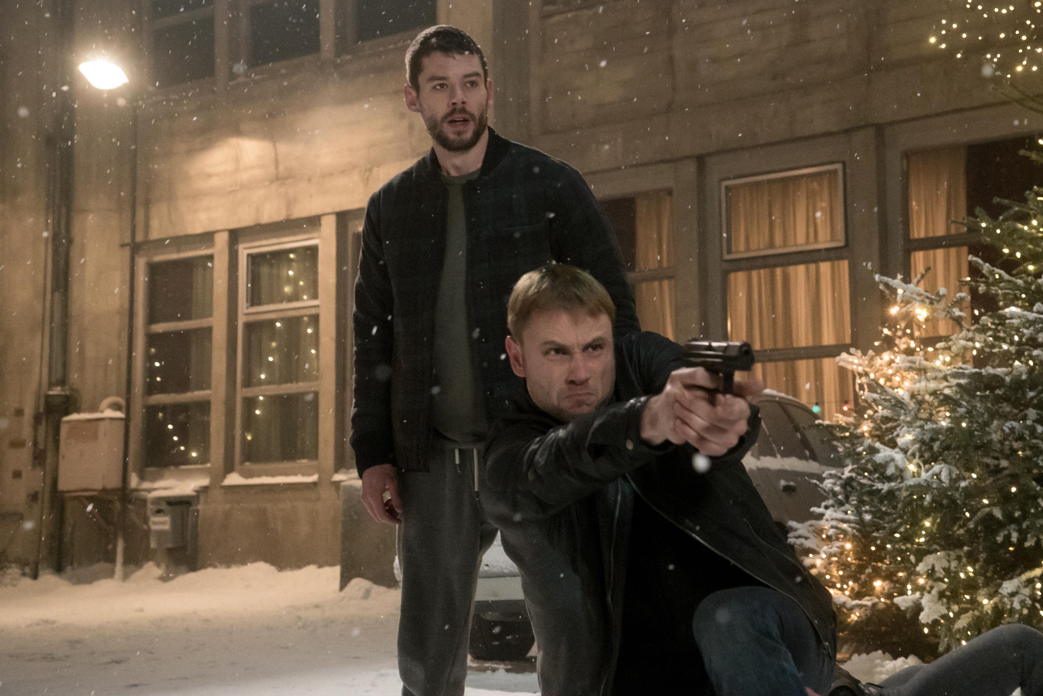 Sense8: una scena d'azione della seconda stagione