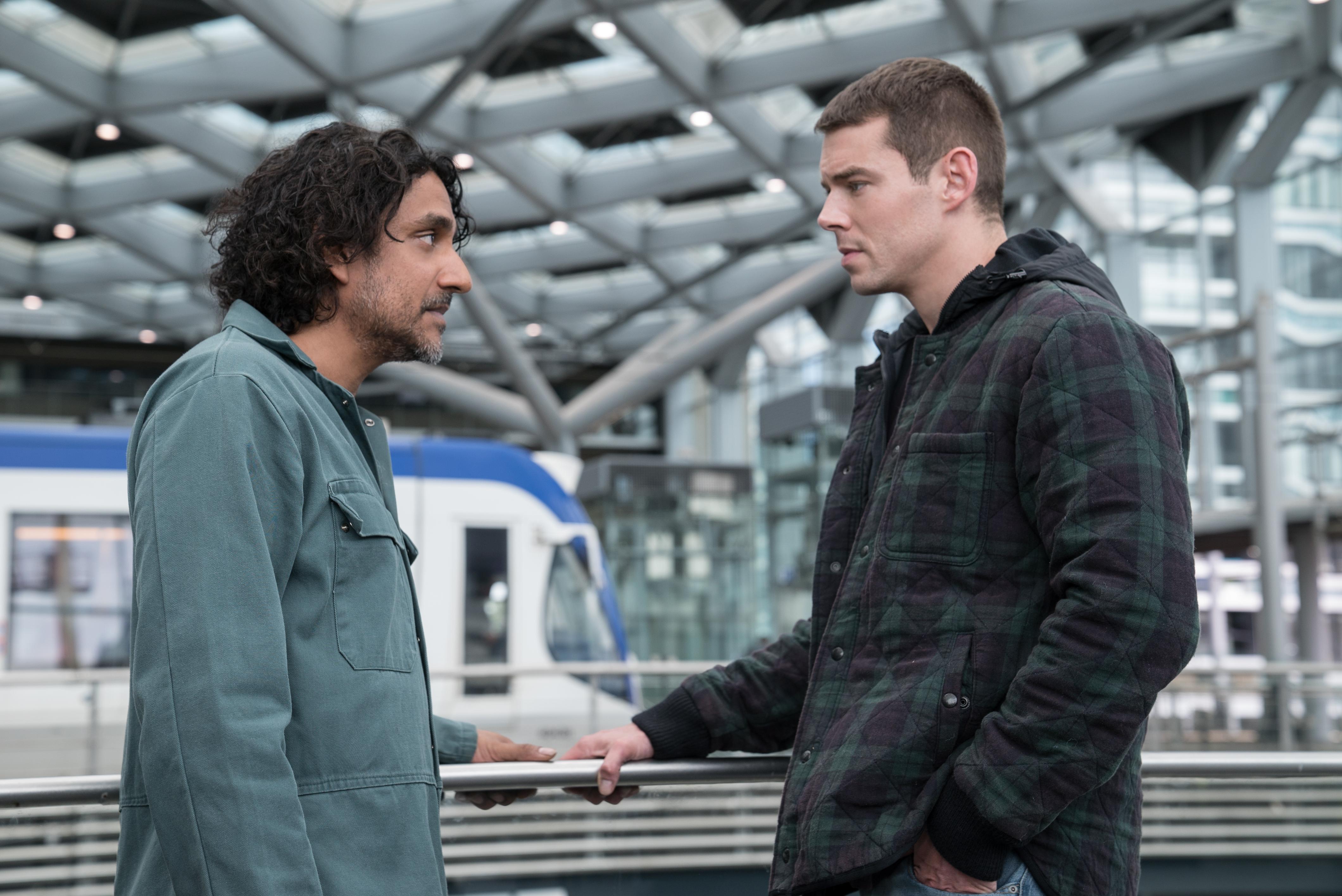Sense8: una scena della serie, seconda stagione