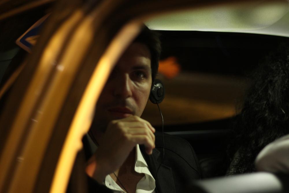 2night: il regista Ivan Silvestrini sul set del film