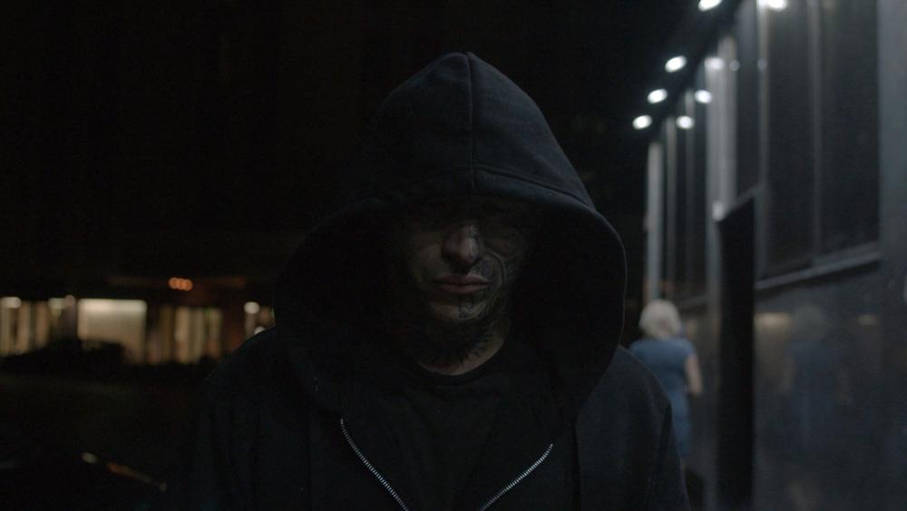 Milano in the Cage - The Movie: Alberto Lato in una scena del film
