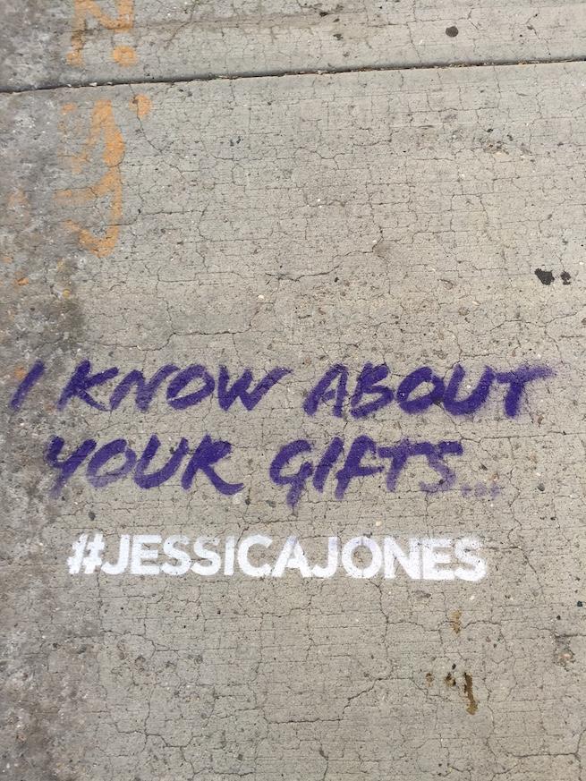 Jessica Jones: un'immagine promozionale della stagione 2