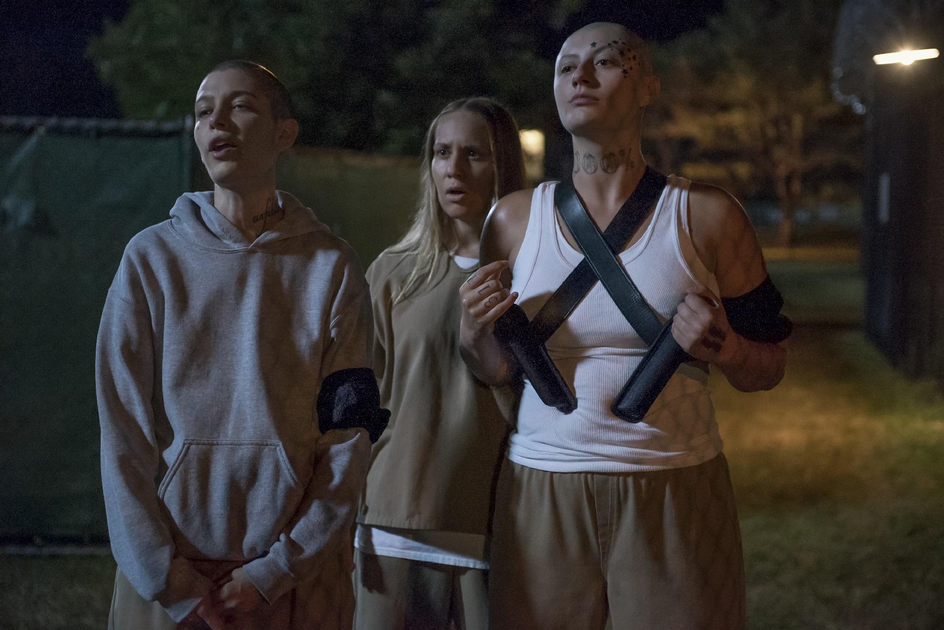 Orange Is The New Black: una foto del terzo episodio della quinta stagione
