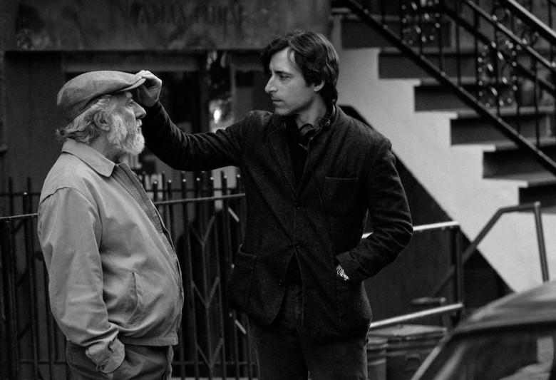 The Meyerowitz Stories: Noah Baumbach aggiusta il cappello a Dustin Hoffman