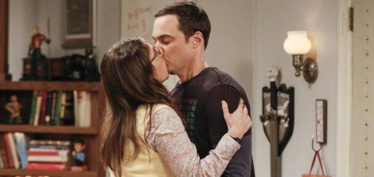 The Big Bang Theory: Mayim Bialik e Jim Parsons nel finale della decima stagione
