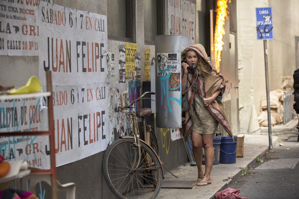 Fottute!: Amy Schumer in un momento del film