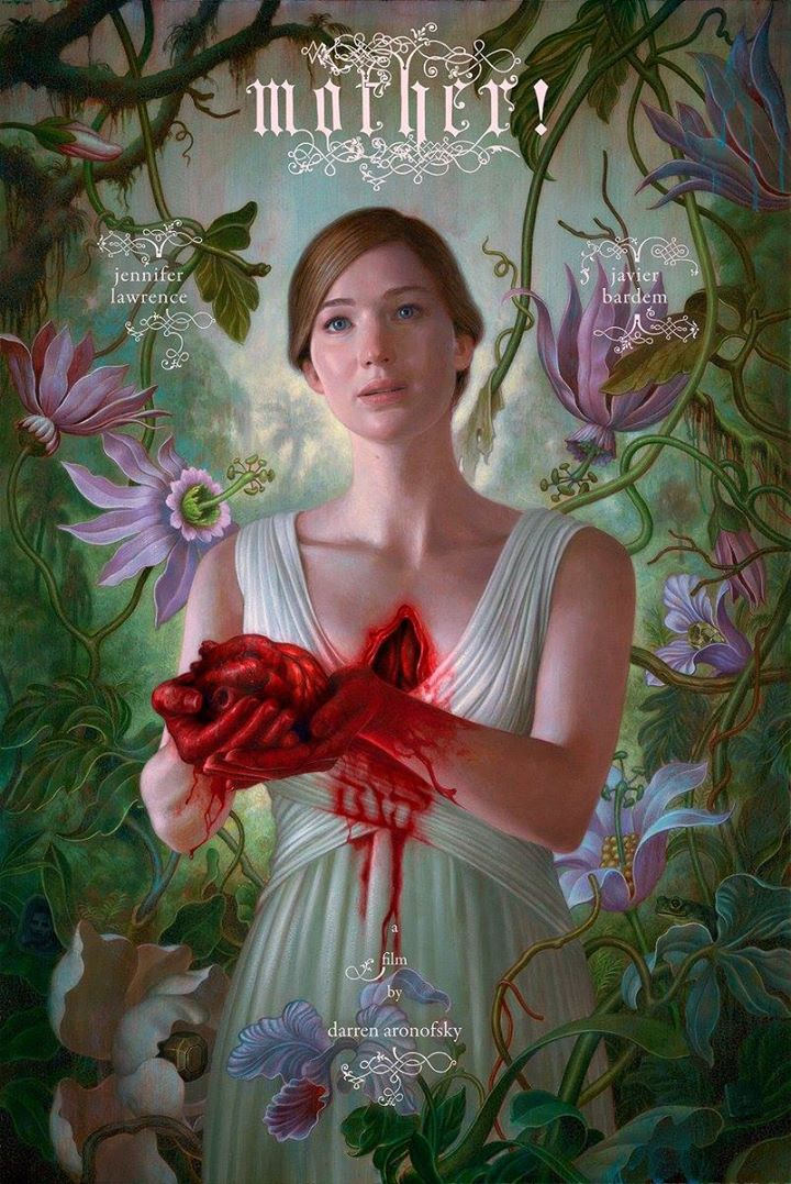 Mother!: il primo poster