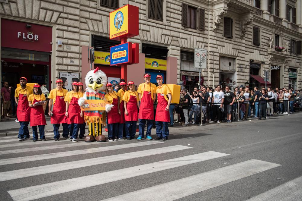 Los Pollos Hermanos, l'evento speciale dedicato a Better Call Saul a Roma