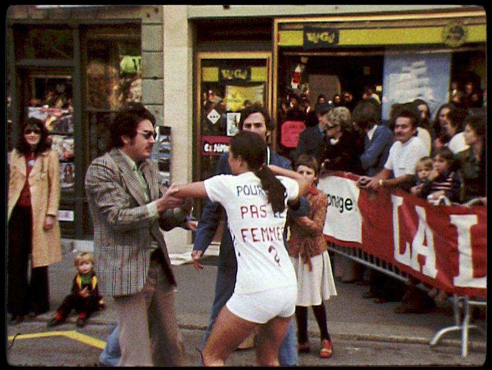Free to Run: un'immagine del documentario di Pierre Morath