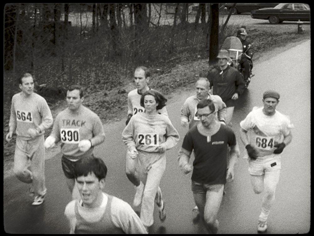 Free to Run: un momento del documentario