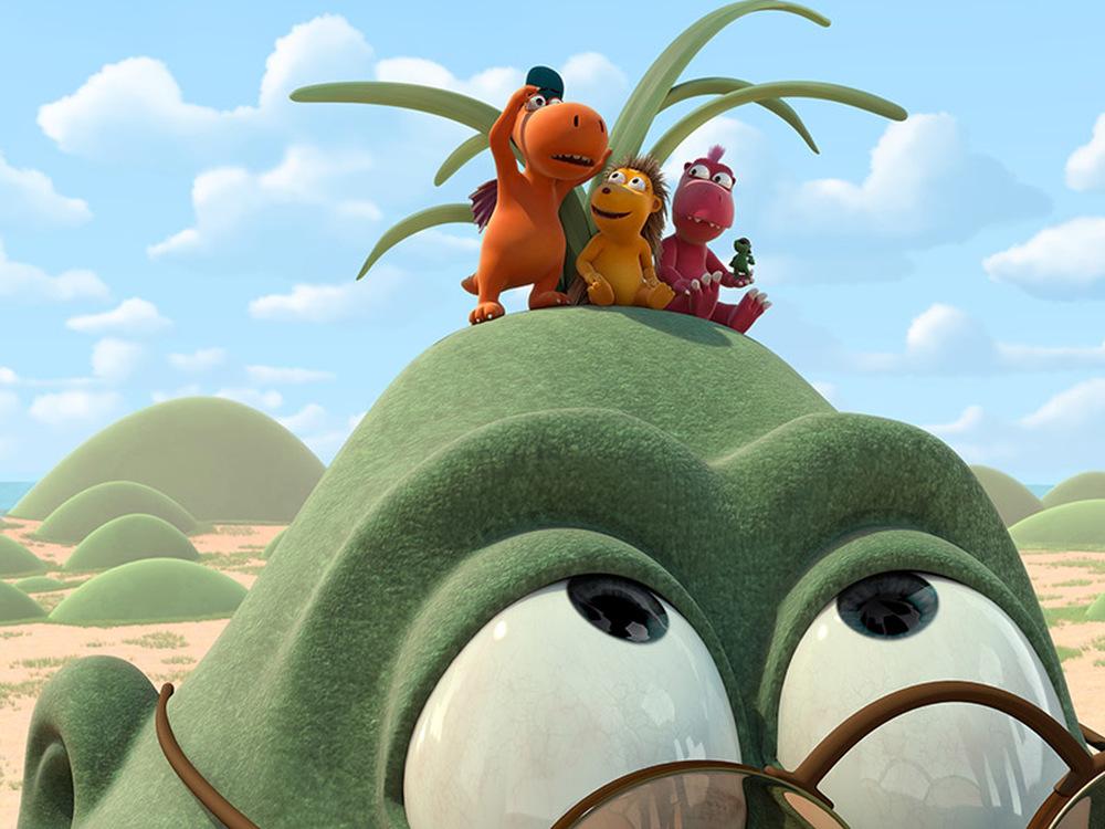 Nocedicocco - Il piccolo drago: un'immagine del film d'animazione