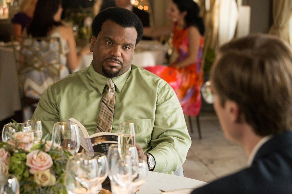 Tavolo n. 19: Craig Robinson in una scena del film