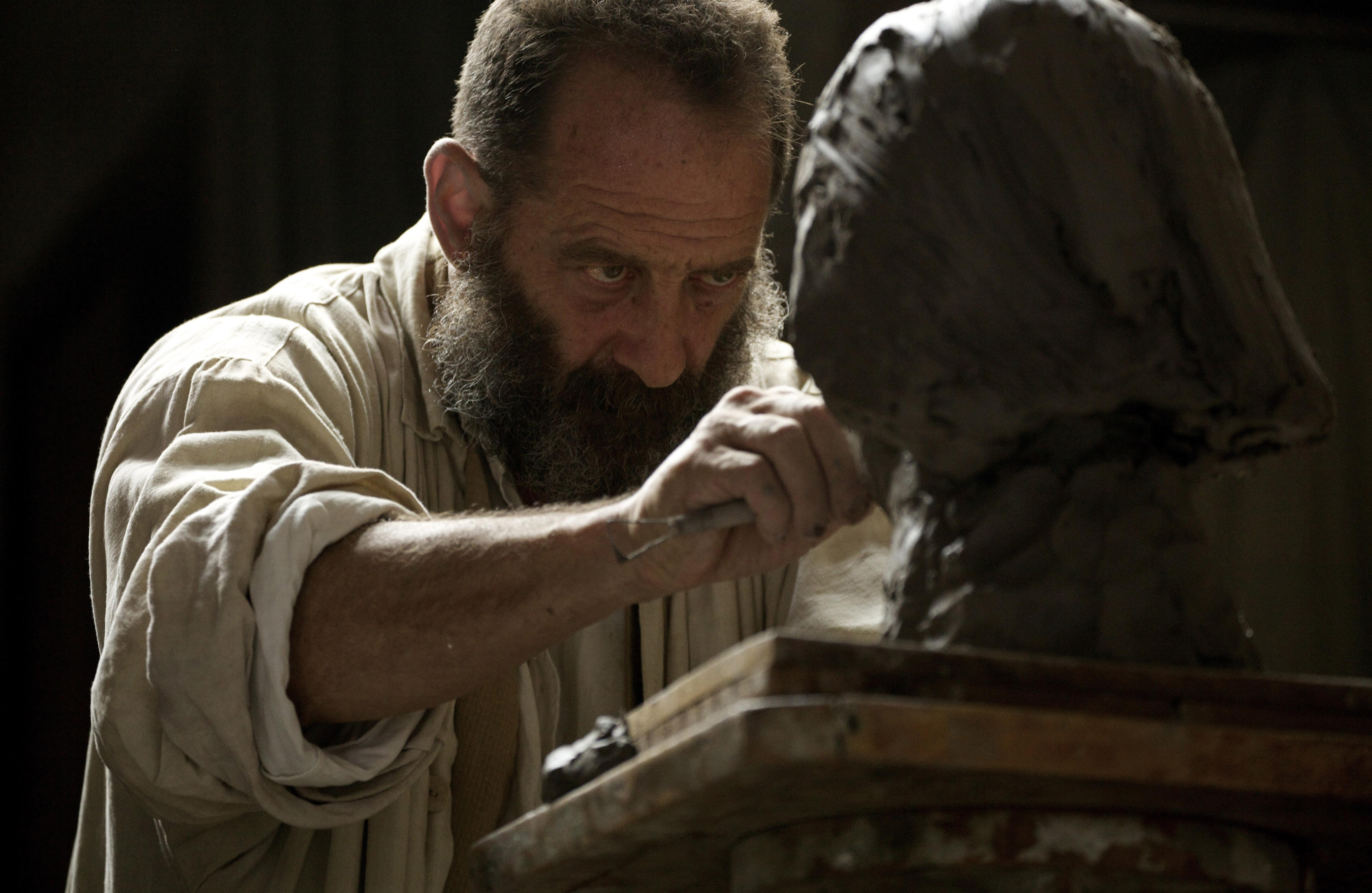 Rodin: Vincent Lindon all'opera