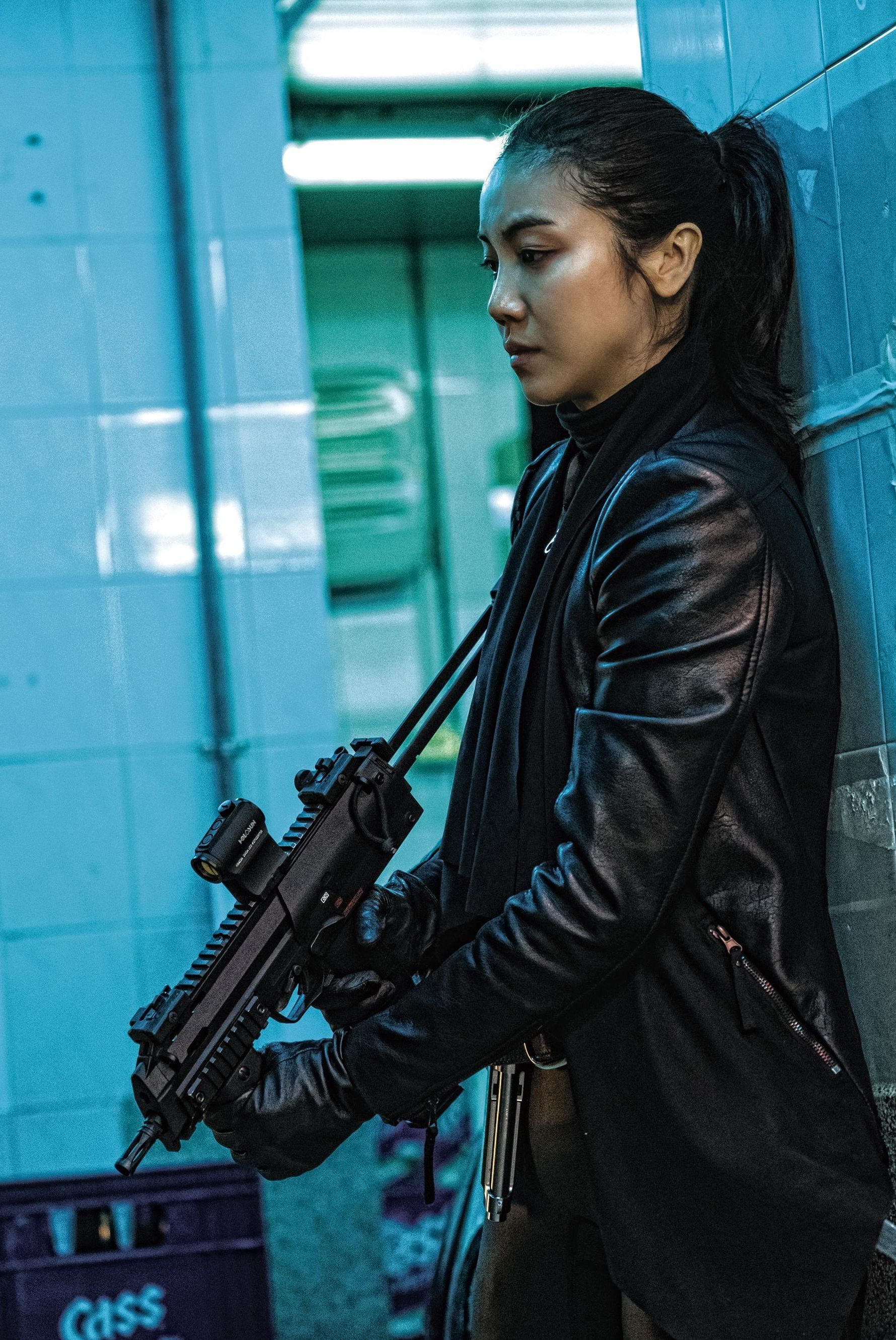 The Villainess: un primo piano di Kim Ok-bin
