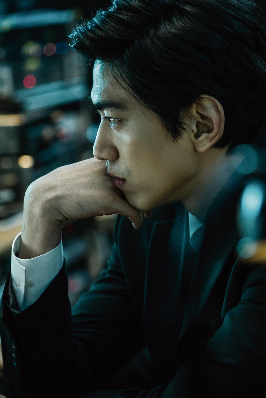 The Villainess: un primo piano di Shin Ha-Kyun