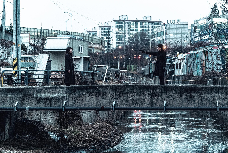 The Villainess: una scena del film