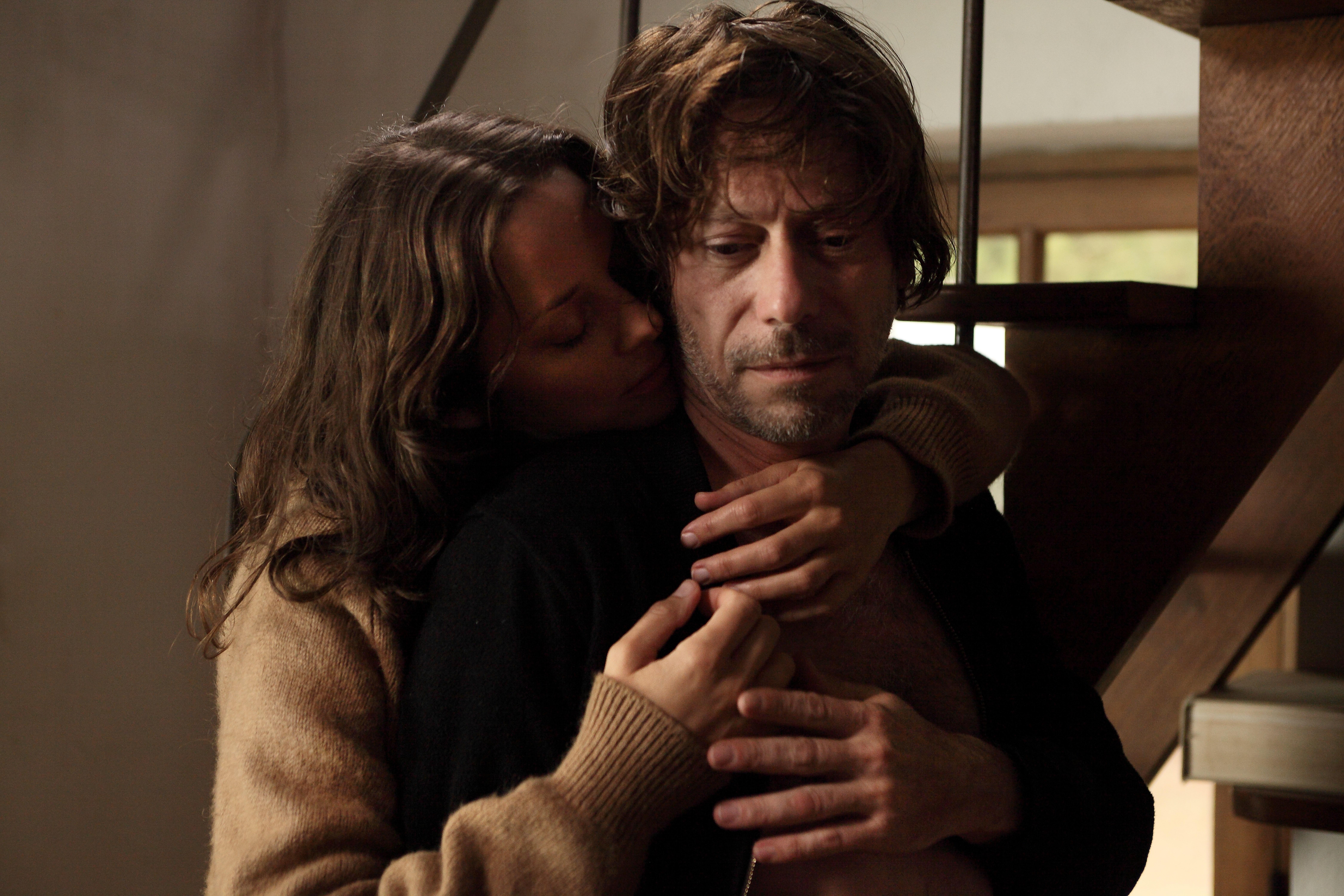 Les fantômes d'Ismaël: Mathieu Amalric e Marion Cotillard in una scena