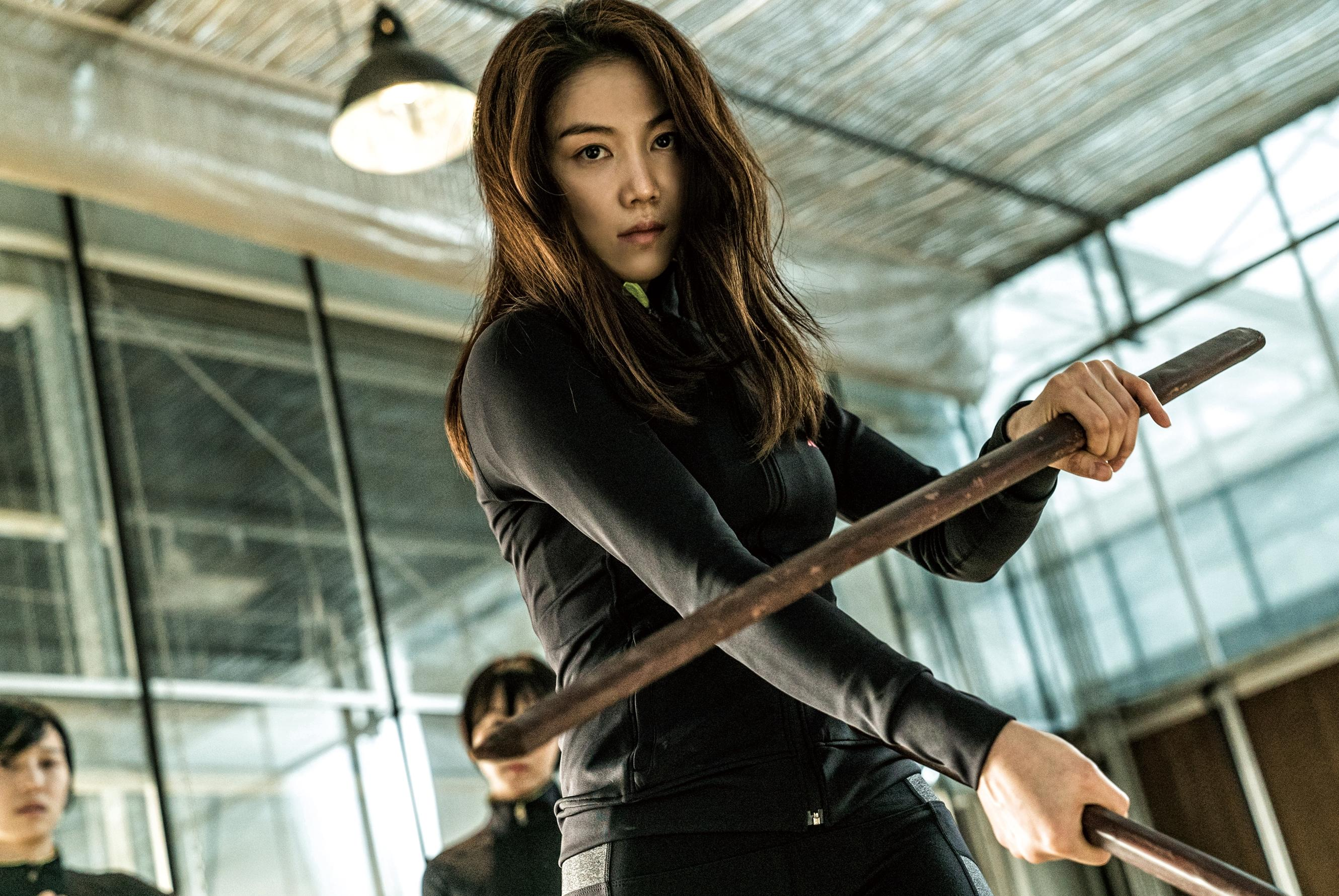 The Villainess: Kim Ok-bin in azione