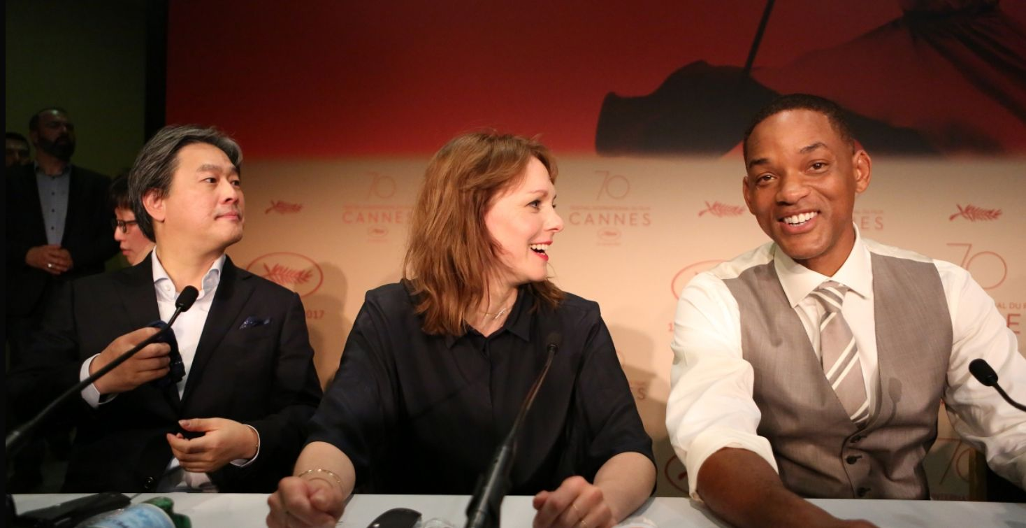 Cannes 2017: Will Smith, Mared Ade e Park Cha-wook