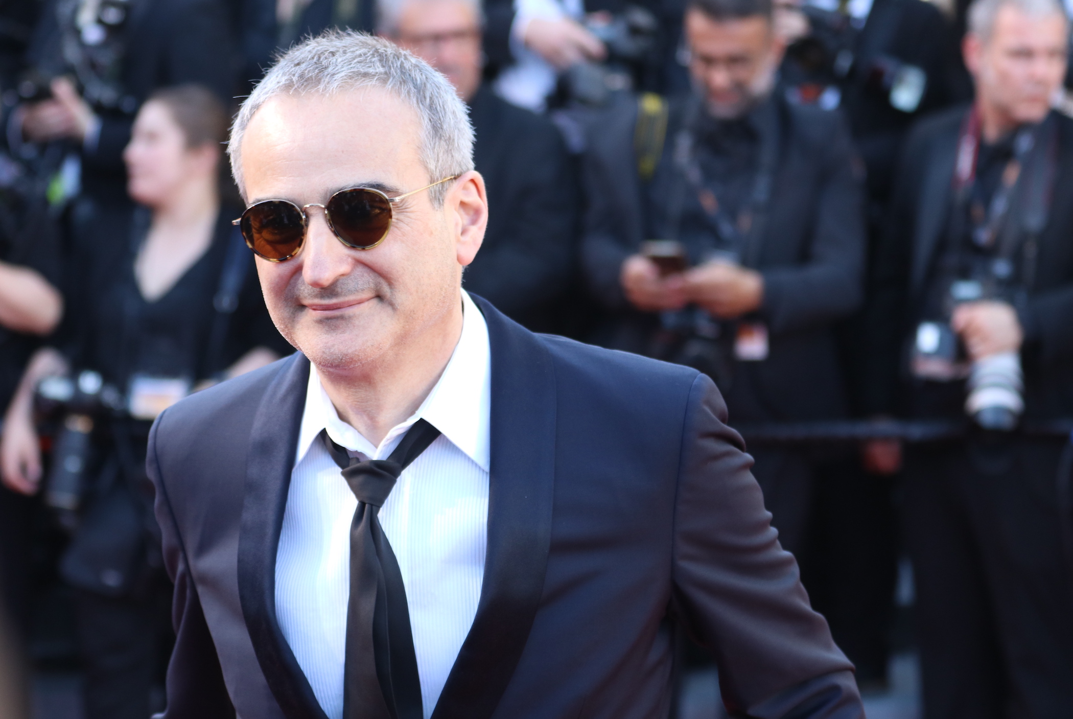 Cannes 2017: Olivier Assayas sul red carpet inaugurale
