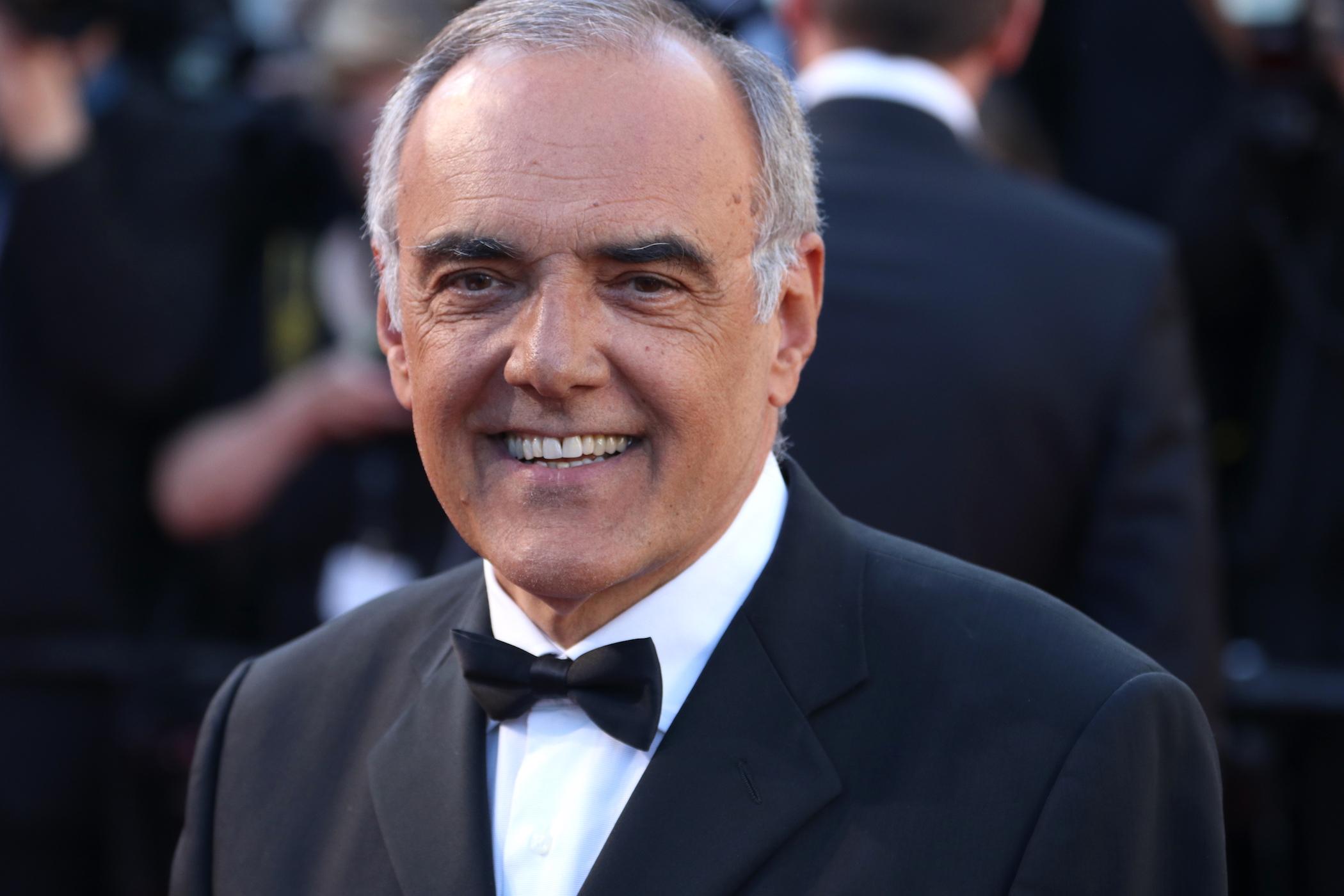 Cannes 2017: Alberto Barbera sul red carpet inaugurale