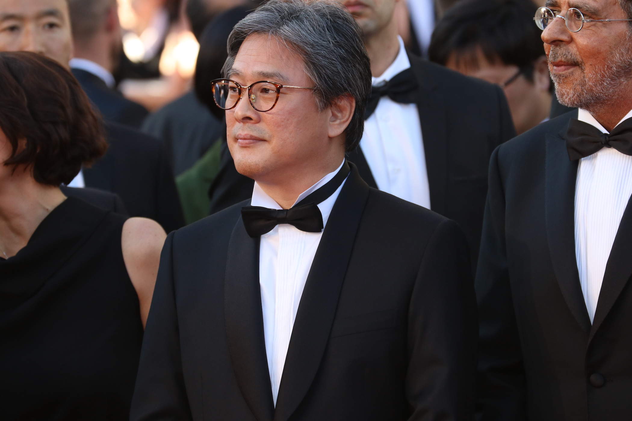 Cannes 2017: Park Chan-Wook sul red carpet inaugurale