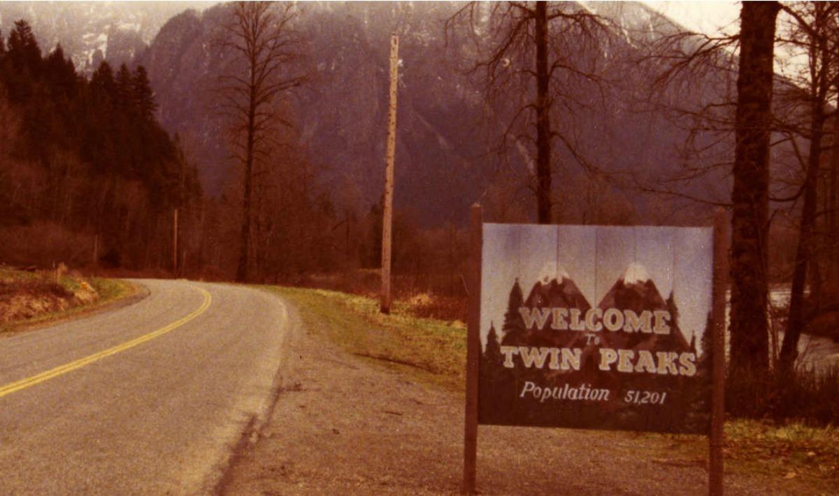 Twin Peaks, un'immagine della serie