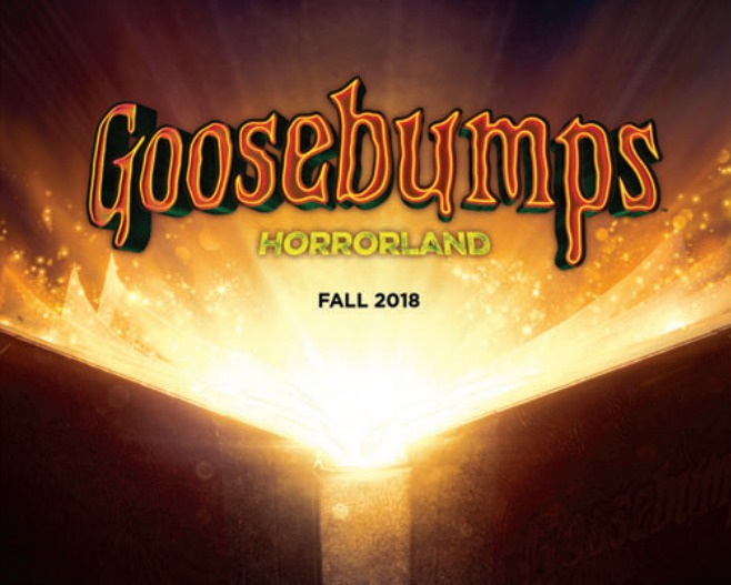 Goosebumps 2: il teaser poster