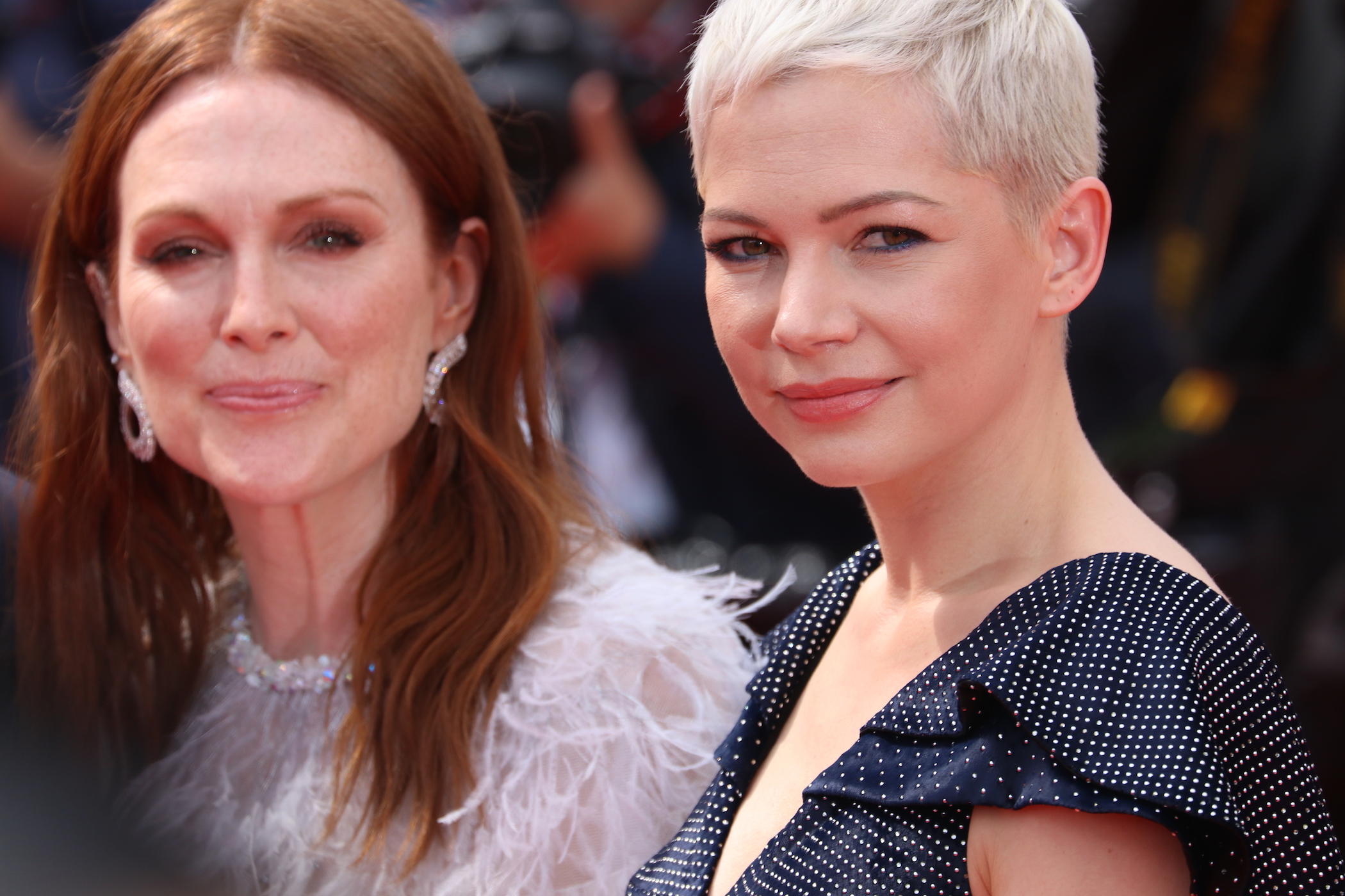 Cannes 2017: Michelle Williams sul red carpet di Wonderstruck
