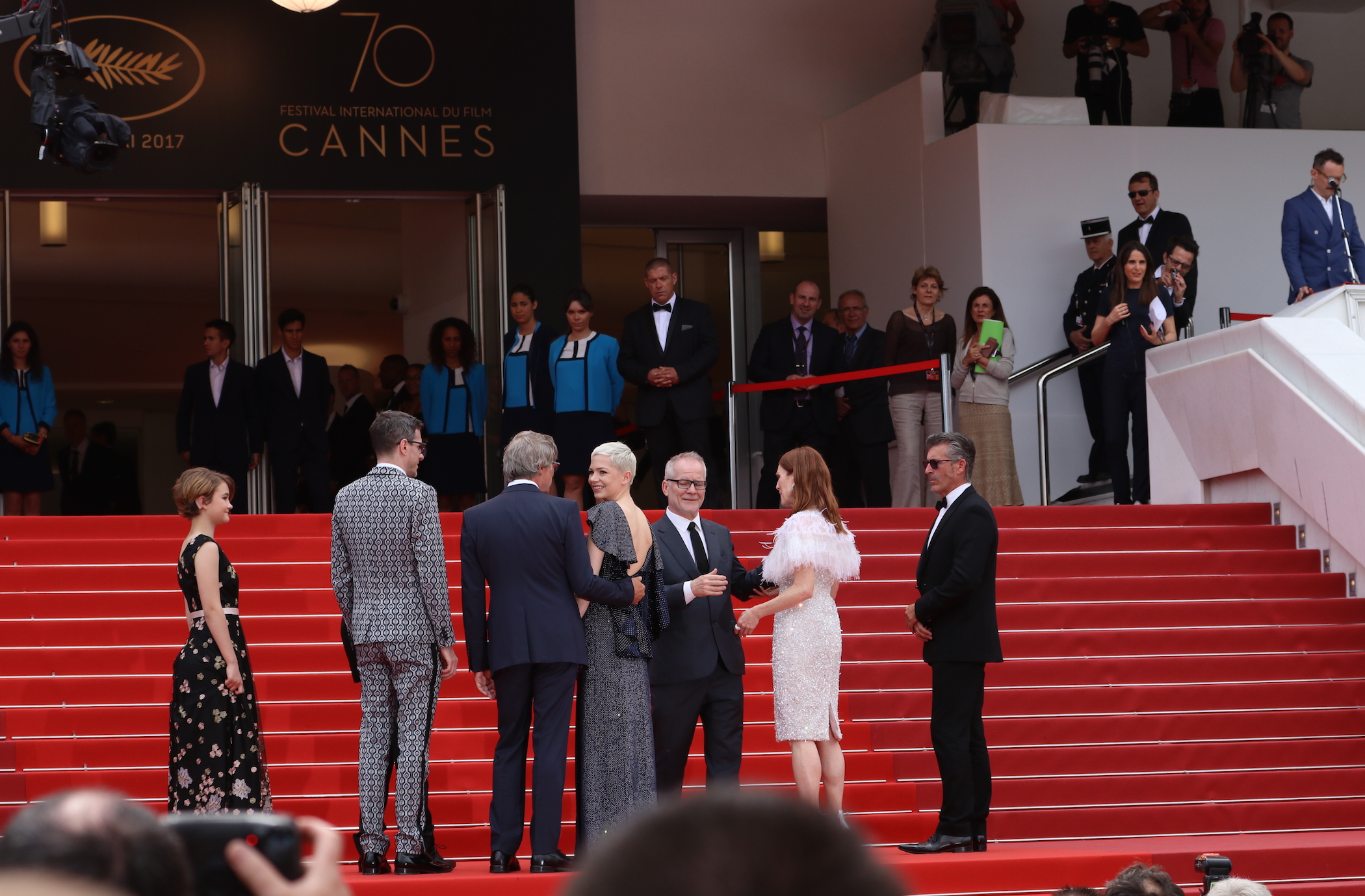 Cannes 2017: Il cast sale le scale sul red carpet di Wonderstruck