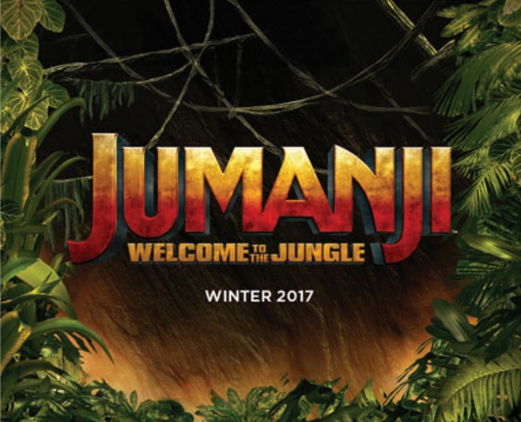 Jumanji: Welcome to the jungle, il teaseer poster del film