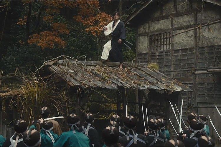 Blade of the Immortal: Un momento del film di Takashi Miike