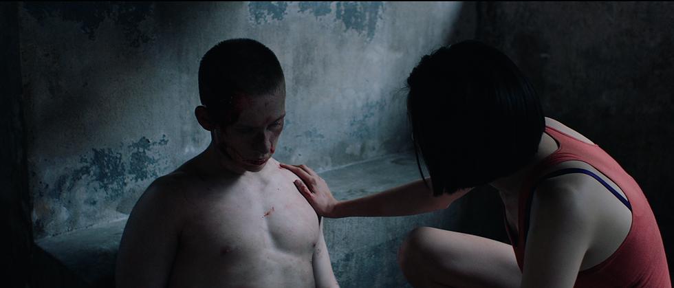A Prayer Before Dawn - una immagine del film