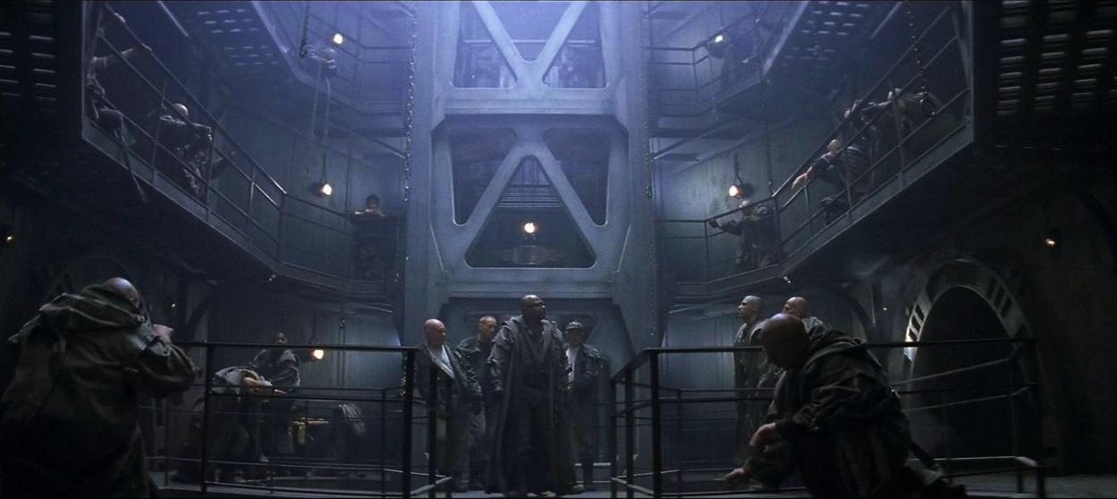 Alien 3, una foto del film