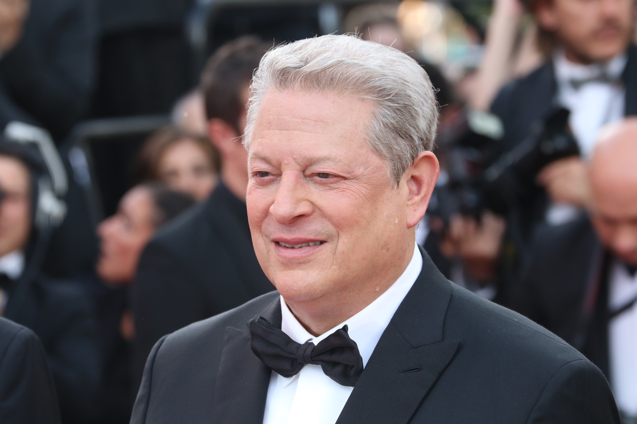 Cannes 2017: Al Gore sul red carpet di The Killing of a Sacred Deer