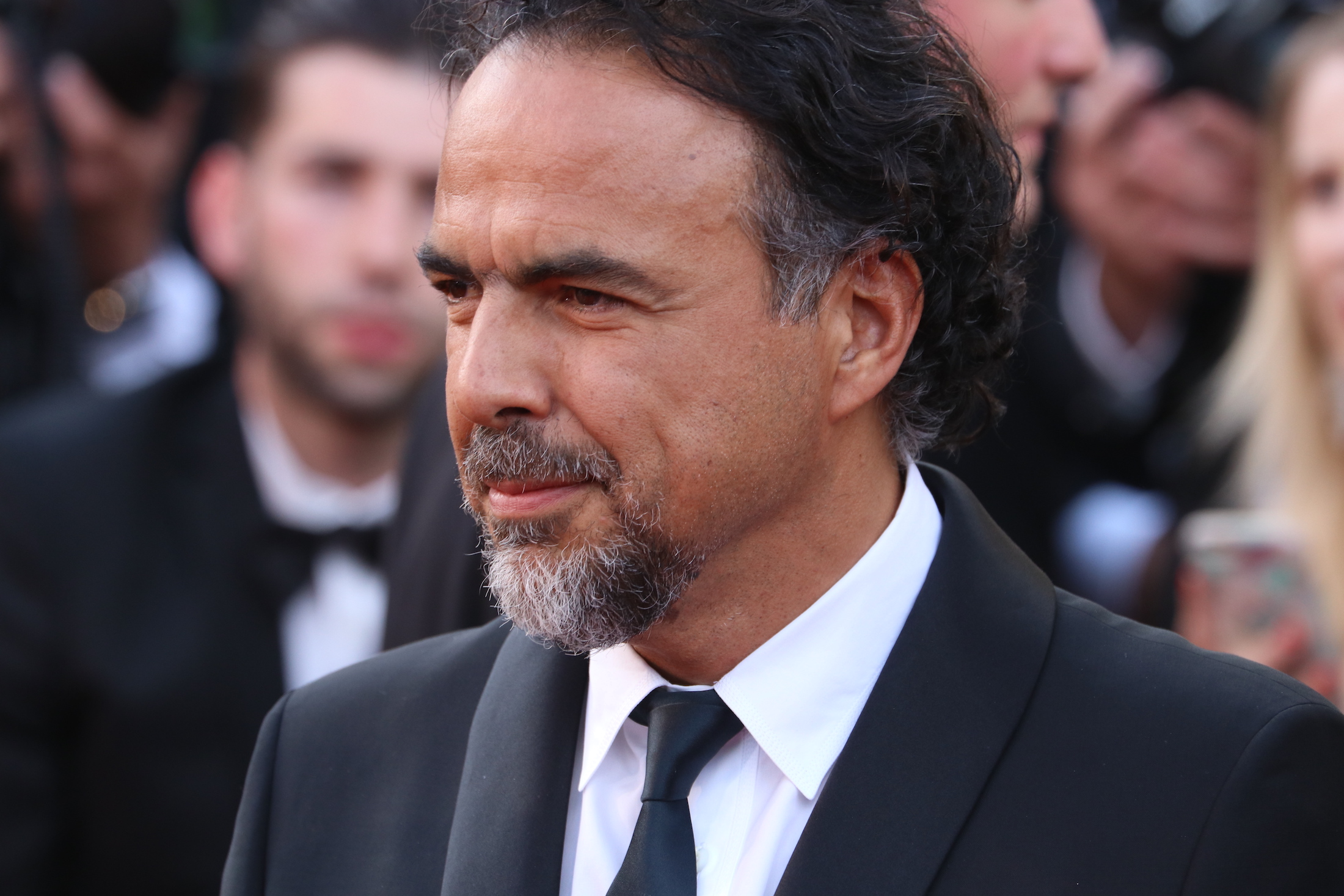 Cannes 2017: Alejandro González Iñárritu sul red carpet di The Killing of a Sacred Deer