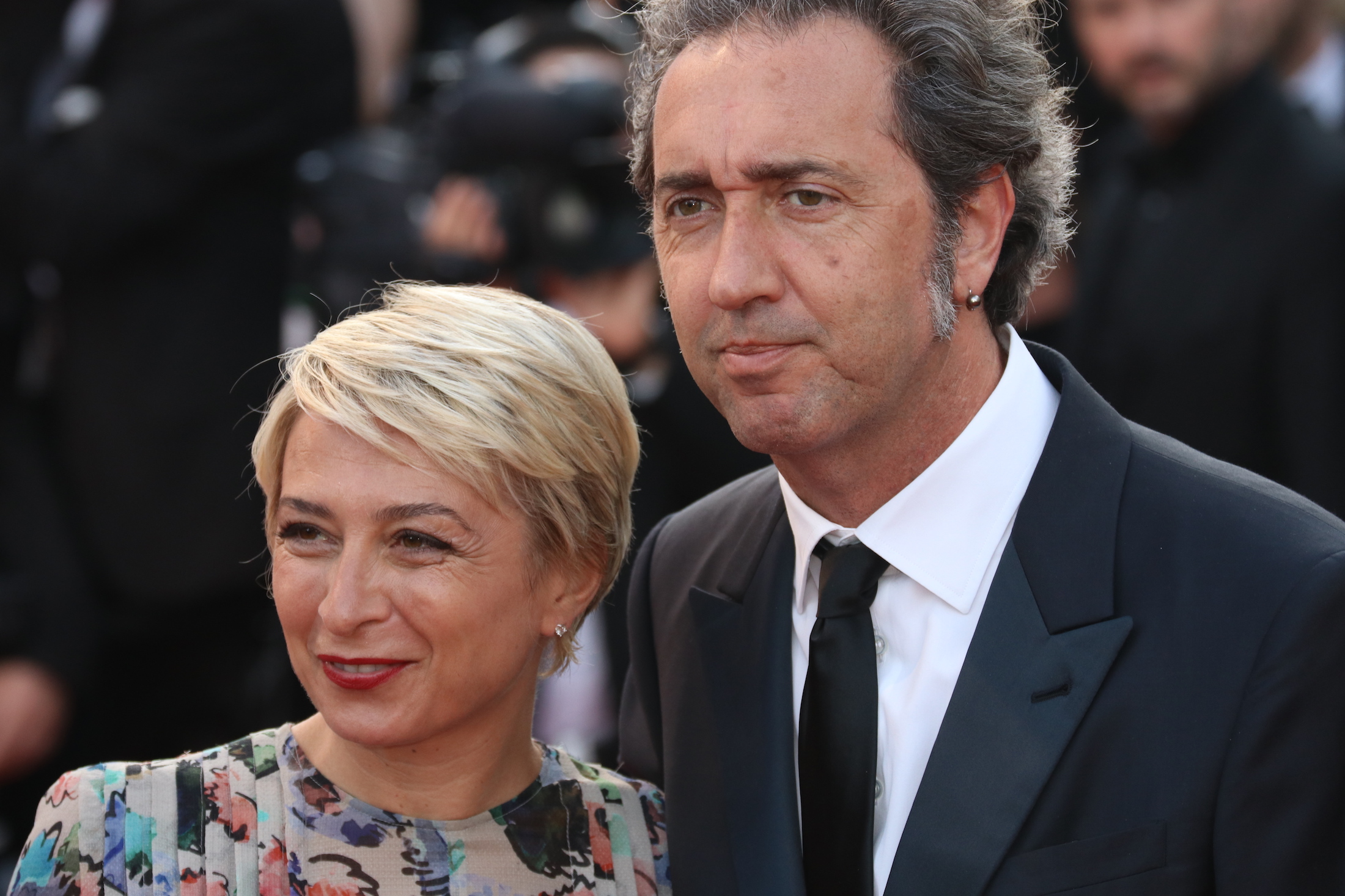 Cannes 2017: Paolo Sorrentino sul red carpet di The Killing of a Sacred Deer